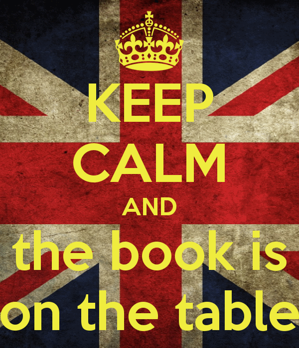 Foto by http://www.keepcalm-o-matic.co.uk/