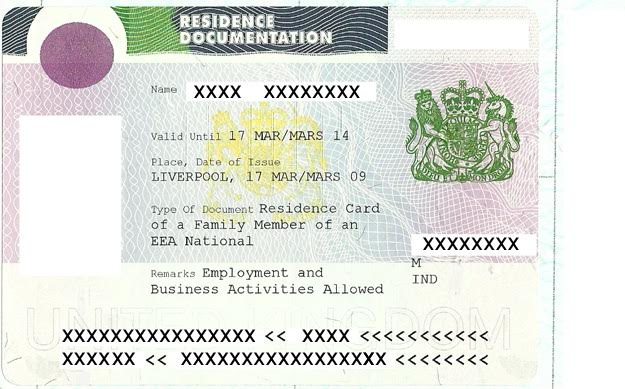 Can I Travel To Europe With Uk Residence Permit