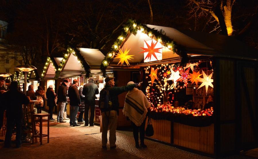 Mercado de Natal - Weihnachtsmarkt - Berlim - Bárbara Poplade Schmalz©