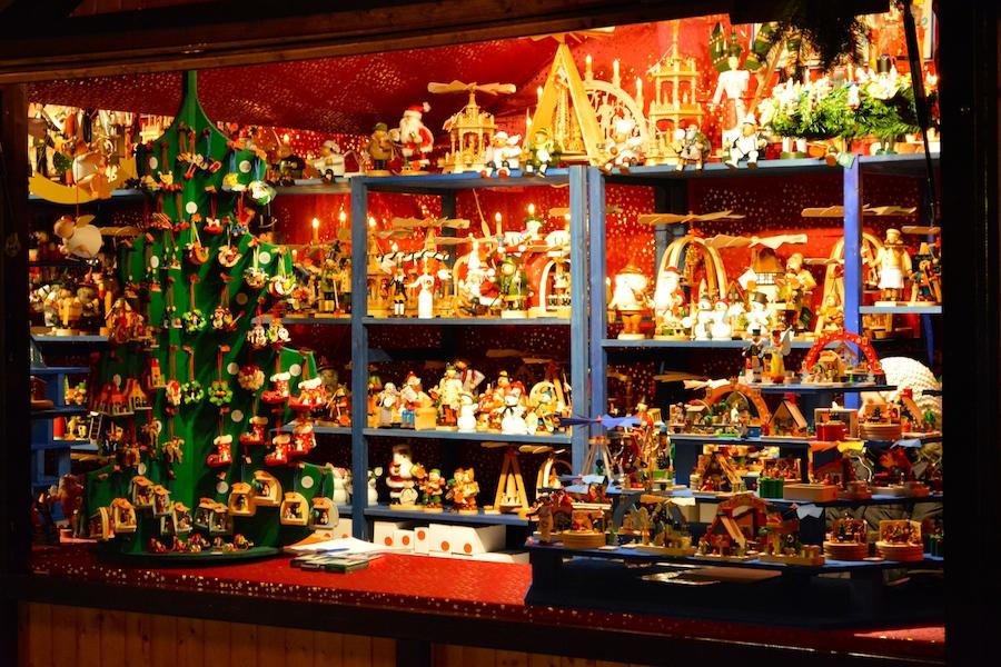 Mercado de Natal - enfeites - Berlim - Bárbara Poplade Schmalz©