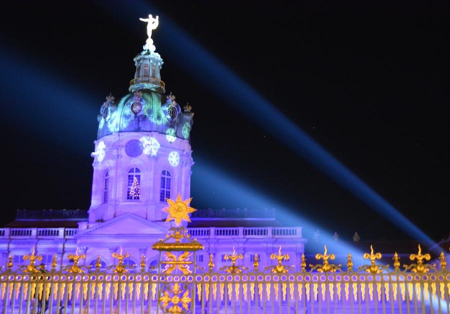 Palácio de Charlottenburg - natal em Berlim - Bárbara Poplade Schmalz©