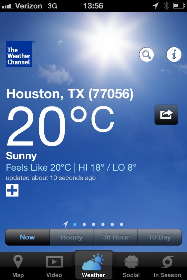 ...e em Houston, no mesmo dia! Qual você prefere?