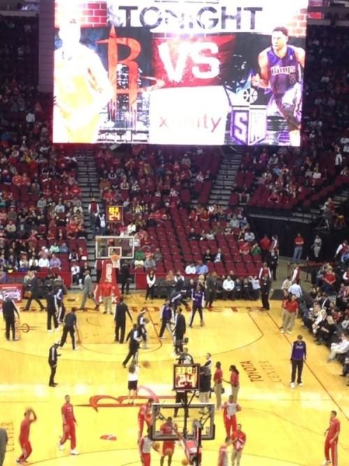 Jogo dos Rockets