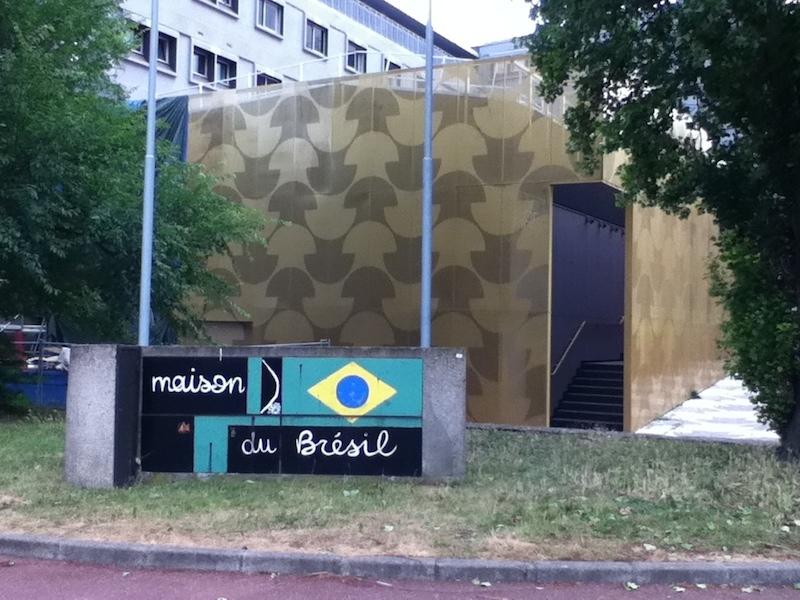 C2-Cité Universitaire maison du Brésil