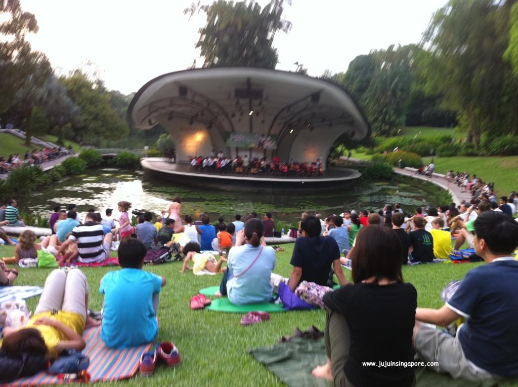 Piquenique no Jardim Botânico ao som da Orquestra Sinfônica