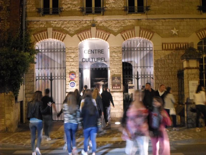 Centro Cultural em Chantilly