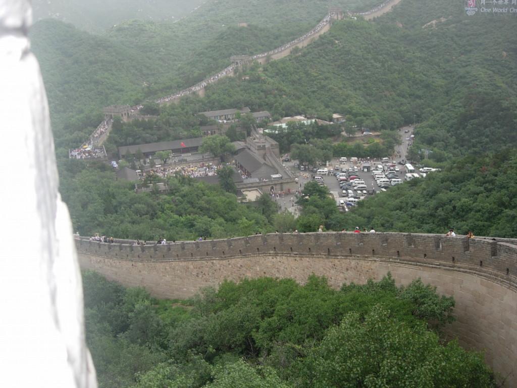 Muralhas da China - Beijing