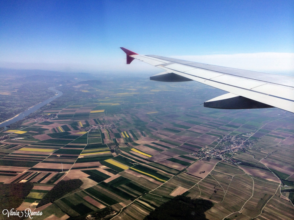 Sobrevoando Vienna