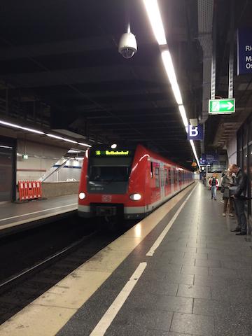 S-Bahn Munique