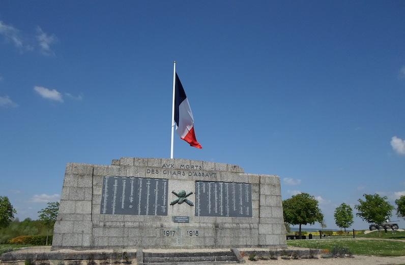 Monumento em homenagem aos heróis de guerra