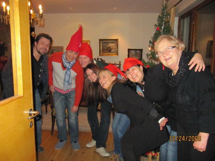 7d451079206b Papai Noel, o maior do encantos no Natal na Finlândia ...