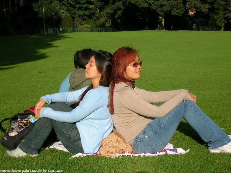 dia de sol no parque_brasileiraspelomundo_tatisato