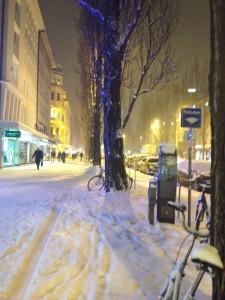Inverno na Alemanha