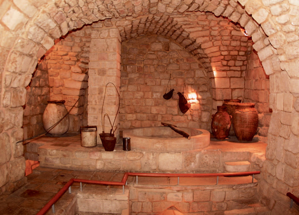 Museu do sabao em Sídon Foto: www.aboutleb.com