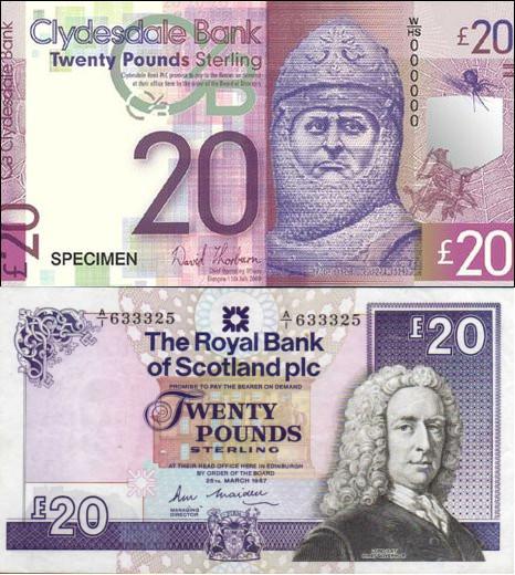 Notas escocesas