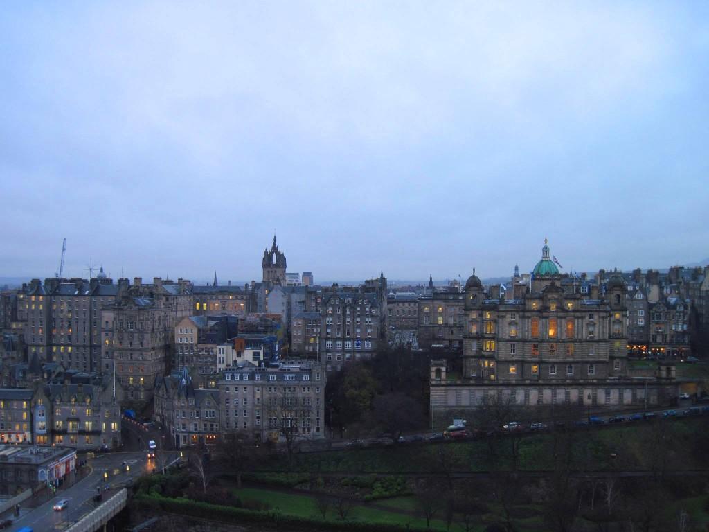 Cidade Velha de Edimburgo