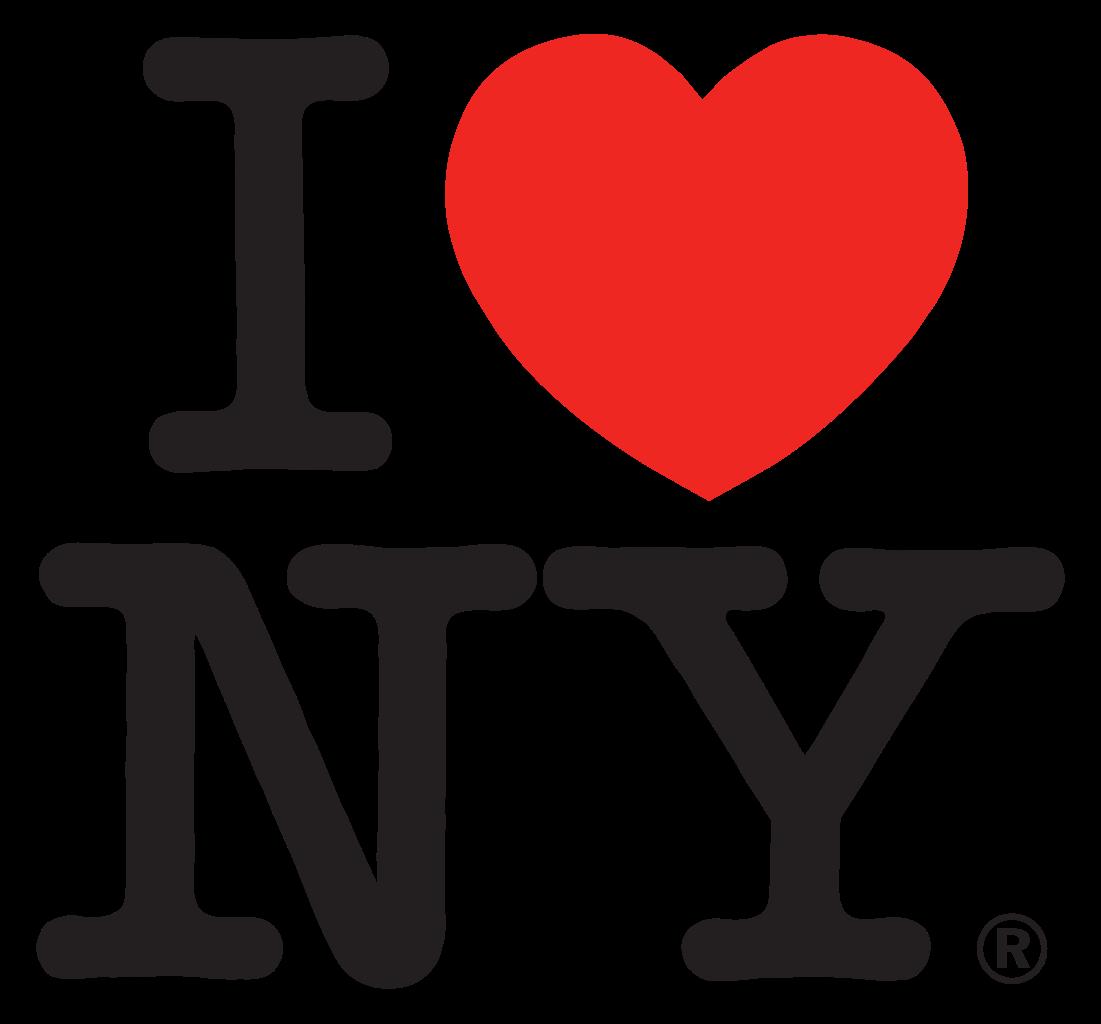 Eu amo NY.