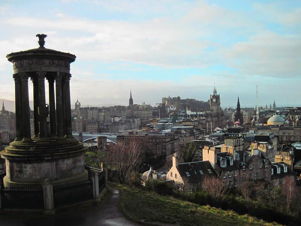 Edimburgo vista de Calton Hill