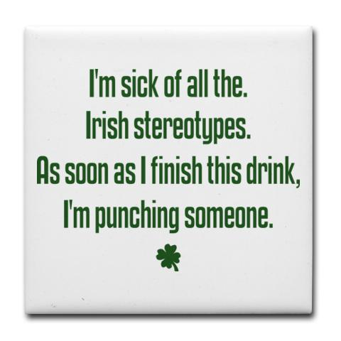 irish joke