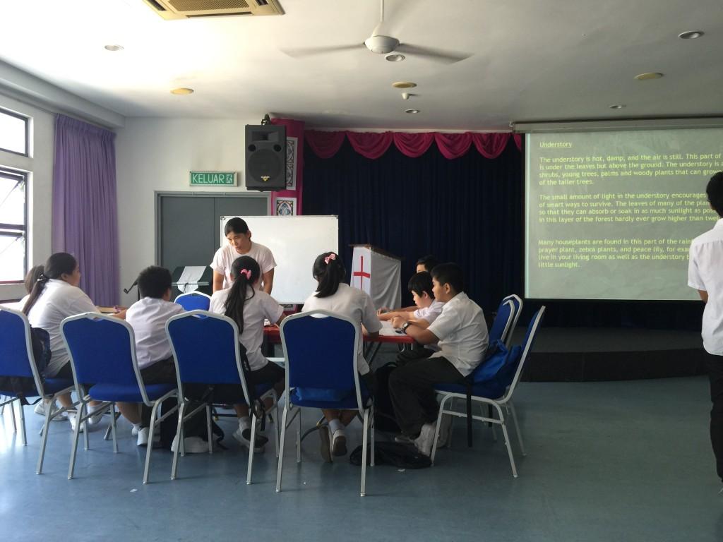 Kachin Classroom (foto: arquivo pessoal)