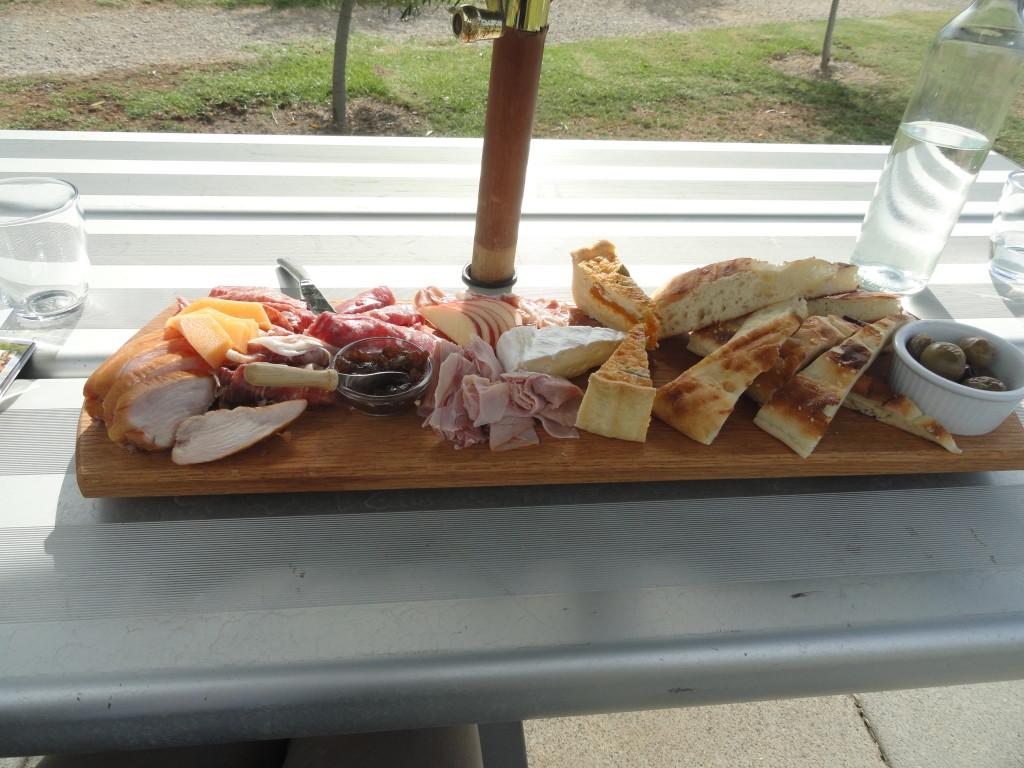 Alimentação, um dos itens caros da vida em Perth. (Foto: arquivo pessoal)