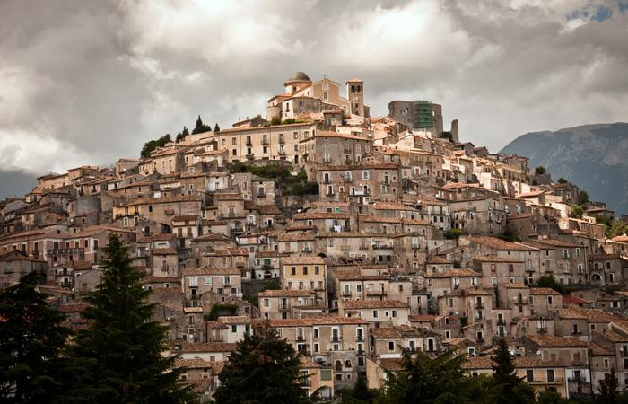 Calabria, Morano Calabro