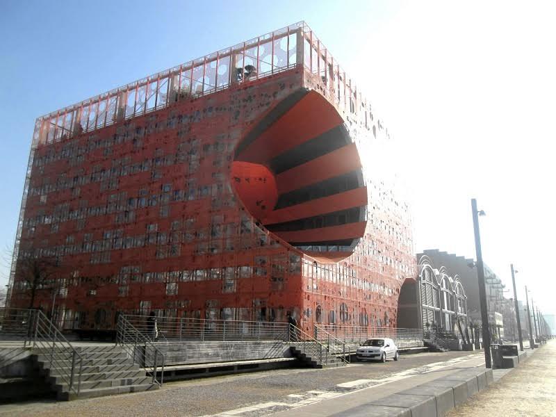 Arquitetura no bairro Confluence