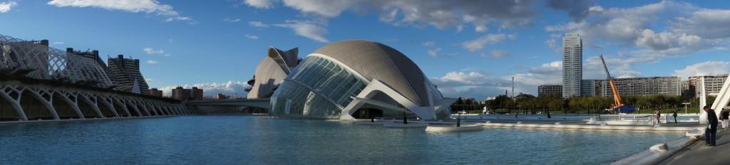 Cidade das Artes e Ciência