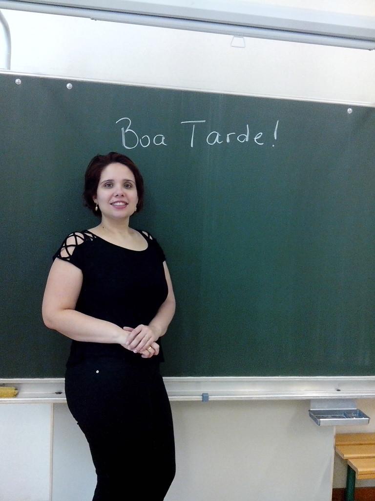Doutora de linguistica
