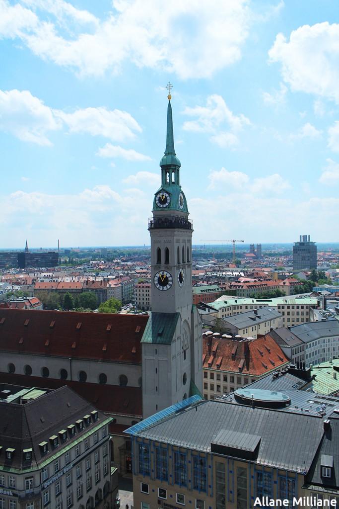 Custo de Vida em Munique, por Allane Milliane