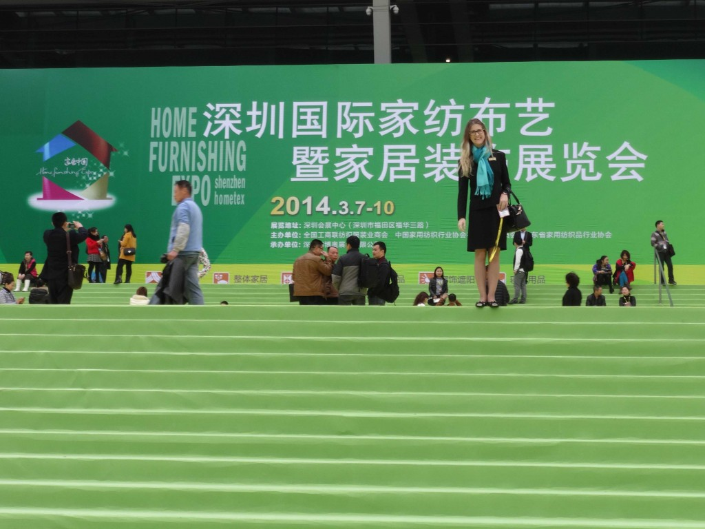 001 - Exposicao de Moveis e Decoracao em Shenzhen, China