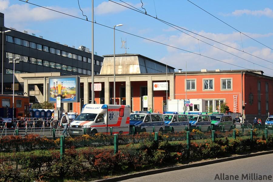 Estação Central de Trem de Munique