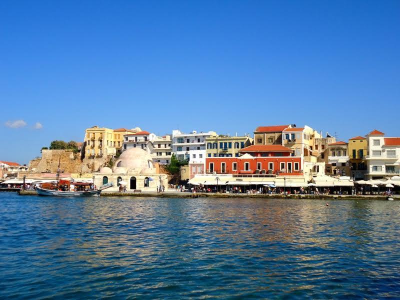 Porto veneziano de Chania