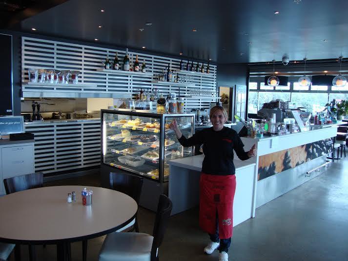 Cafe em Auckland