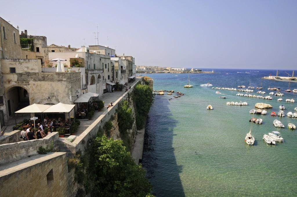 Otranto - veduta del borgo antico