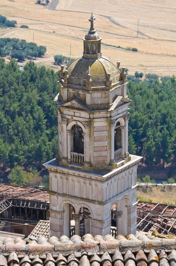 Church of St. Annunziata. Sant'Agata di Puglia. Puglia. Italy.