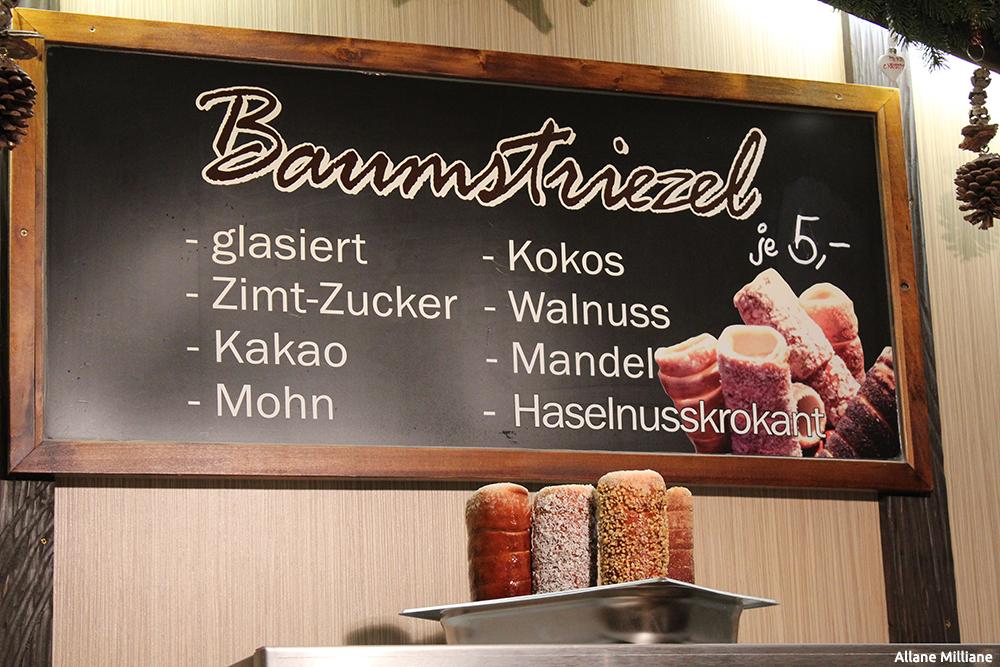 Comidinhas do Natal alemão