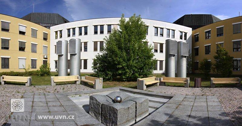 Hospital Militar de Praga (Foto: site oficial do hospital)