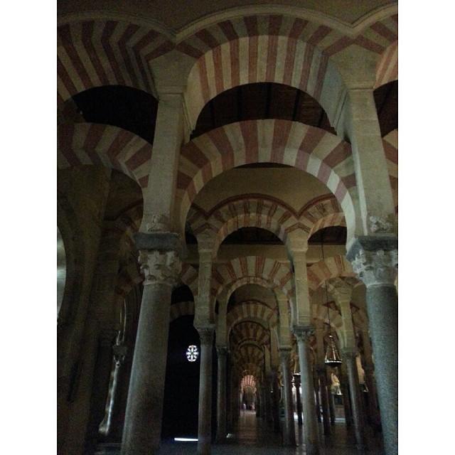 Mesquita de Córdoba - acervo pessoal