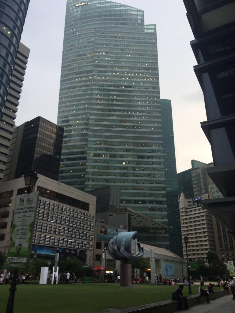 Centro Financeiro Cingapura
