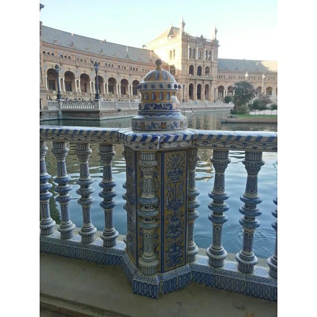 Plaza de España - acervo pessoal