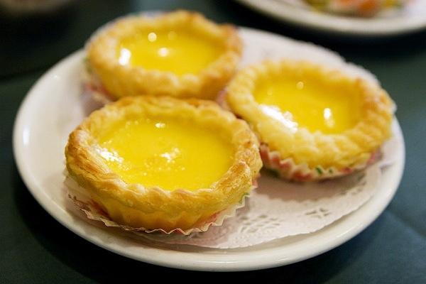 Egg Tartar