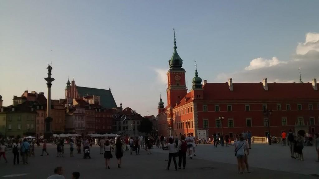 Polonia, trabalho