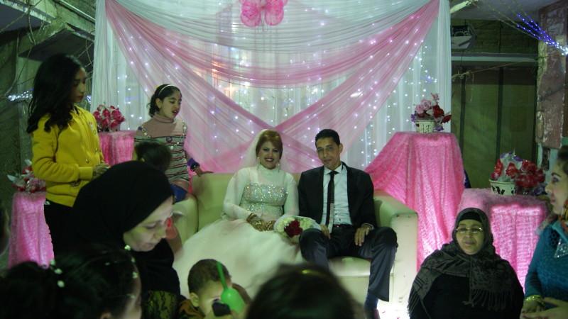 Casamento egípcio