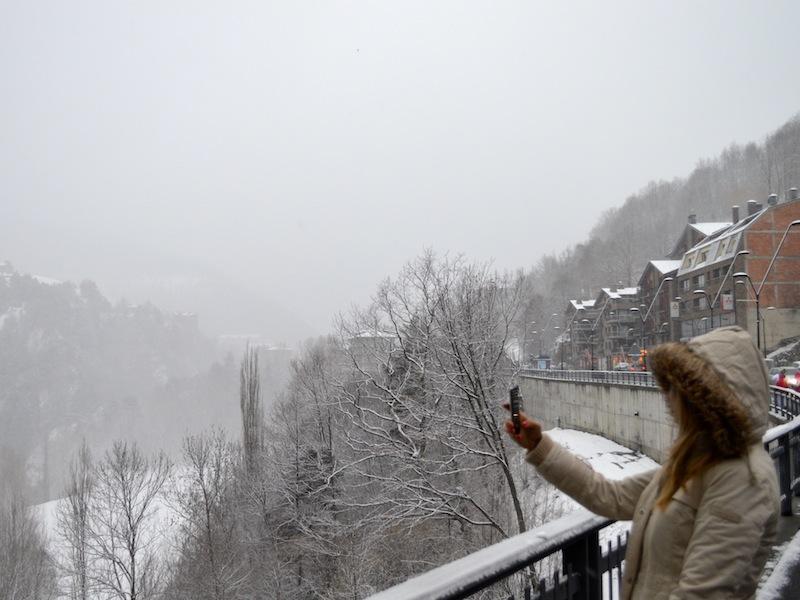 Pirineus - apesar do susto o visual é estonteante!