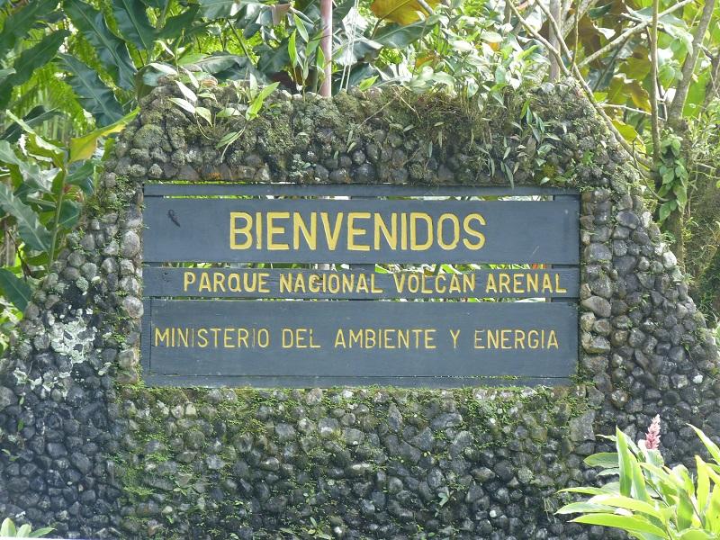 Parque Nacional do Vulcão Arenal