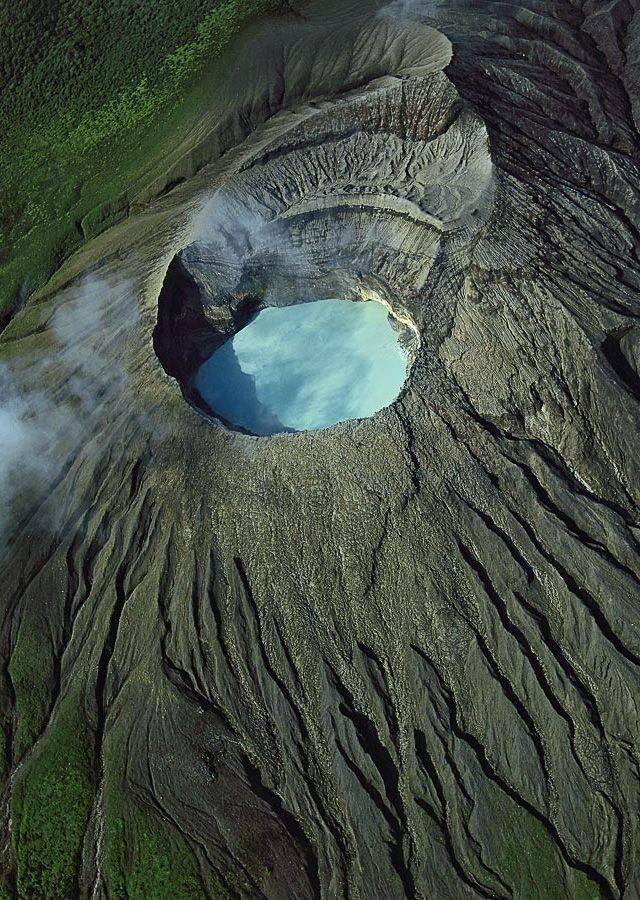 Vulcão Rincon de La Vieja Créditos Greivin Morales