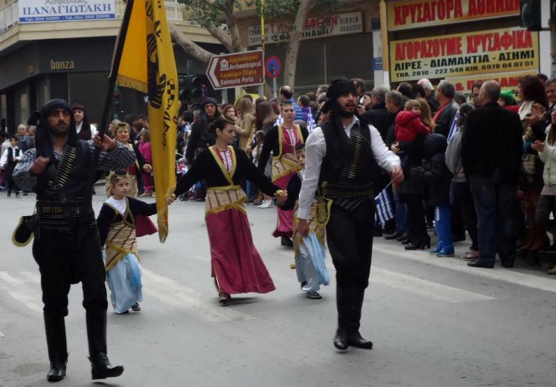 25 de Março na Grécia