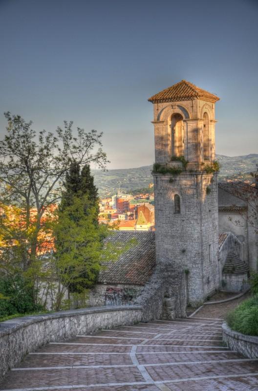 Campanile San Bartolomeo, Molise