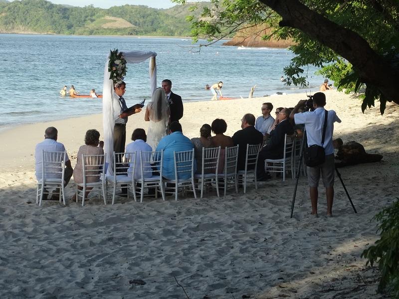 Casamento na Playa Conchal